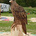 Stylised Golden Eagle