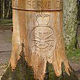 Dickin Medal Memorial, Woodbank Memorial Park, Stockport.
