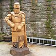 Peckforton Castle Knight