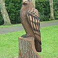Large Stylised Eagle
