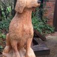 A much love Dog memorial