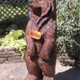 A large Bear called Birtie