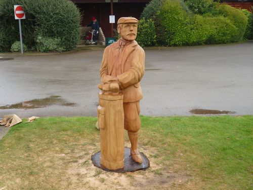 'Alister Mackenzie' - Hazel Grove Golf Club