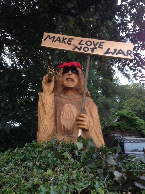 """Make Love not War"""