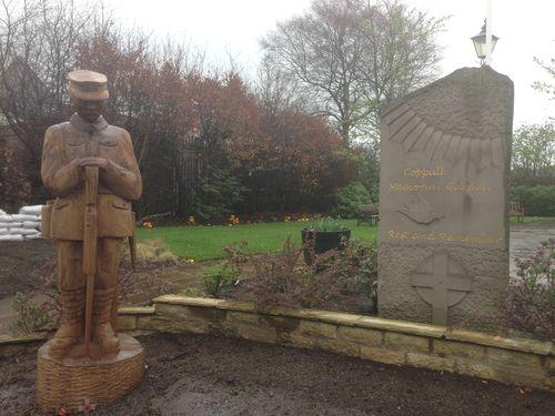 First World War Soldier Memorial