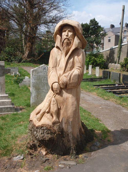 Fisherman - Morecambe Cemetery