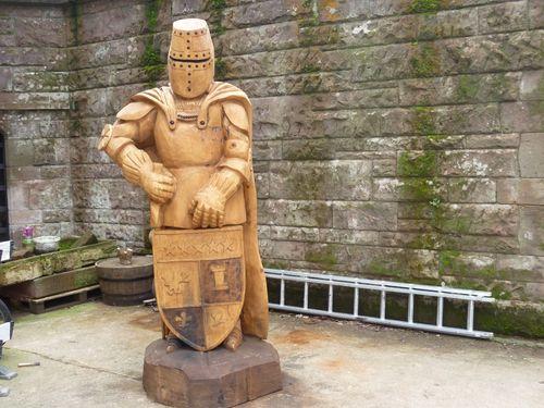 Peckforton Castle Knight