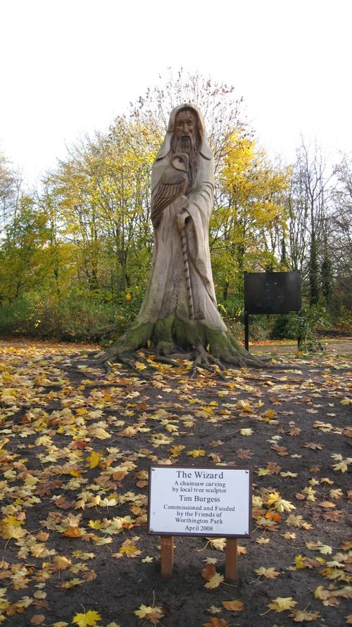 'Wizard of Worthington Park'